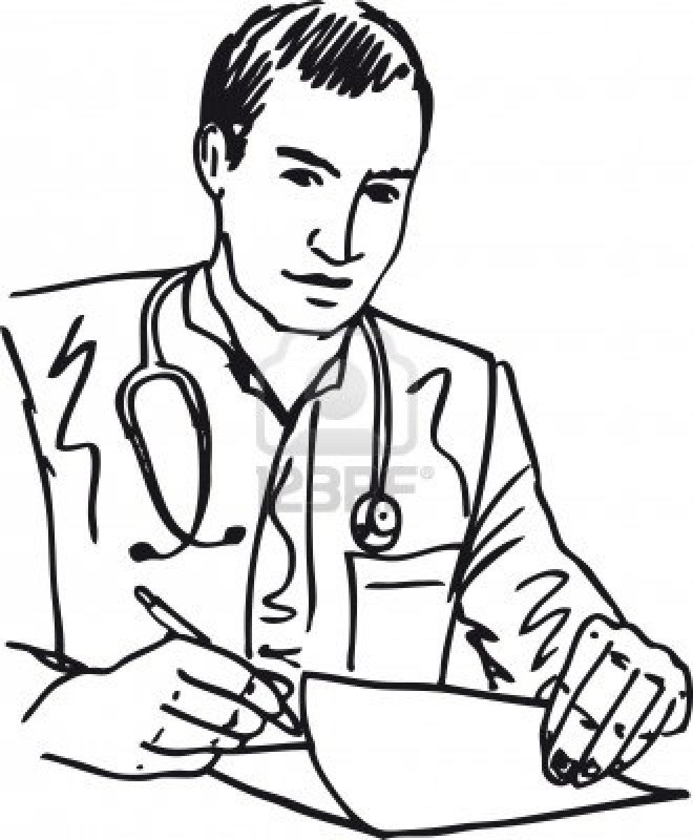 Line Drawing Of A Doctor : Sad unfortunate and possibly avoidable death of a young