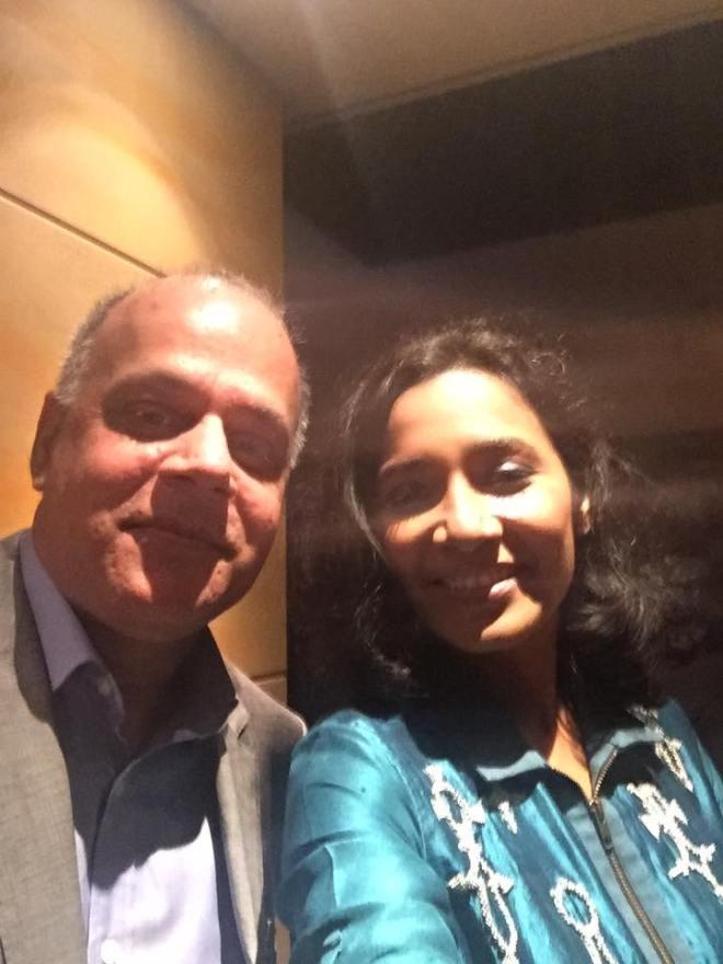 With Tannishtha Chatterjee.jpg