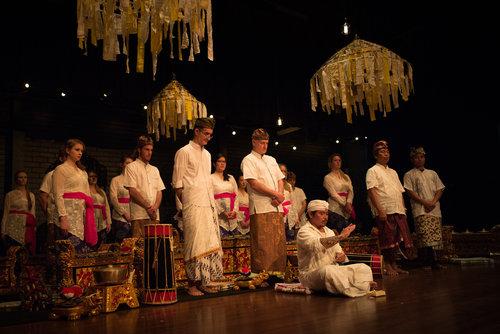 Suwitra Jaya - UNSW Gamelan Orchestra