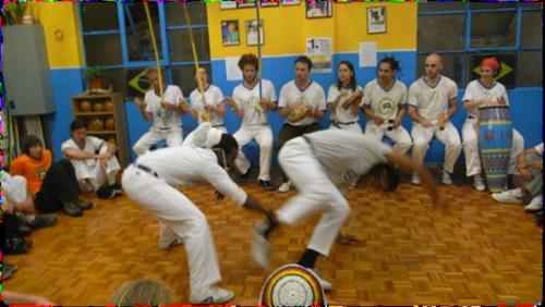 Capoeira Angola - ECAMAR