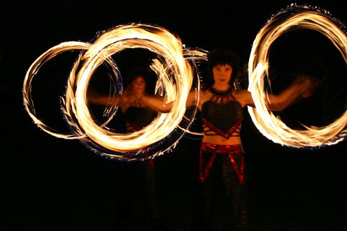Fever Fire Show