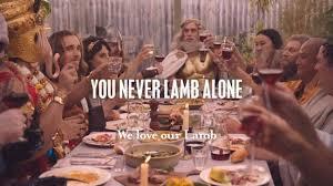 Lamb video