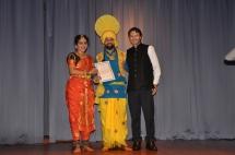 Baisakhi 2018 Bhangra and Bhatat Natyam