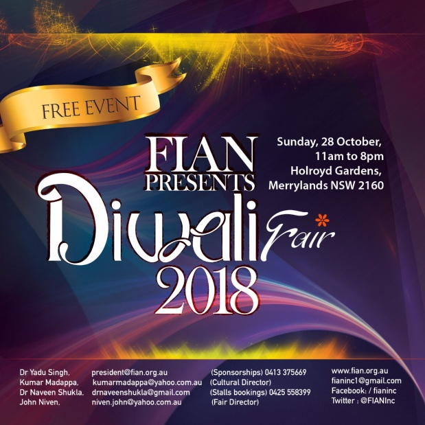Diwali Fair in Sydney