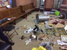 Hindu temple in Sydney damaged7.png